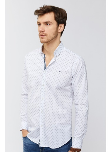 Avva Gömlek Beyaz